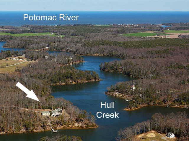 Potomac River Home