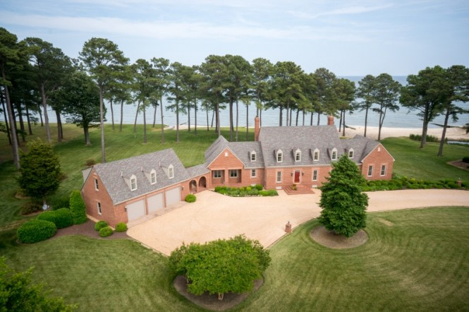 Tidewater estate in Reedville, VA