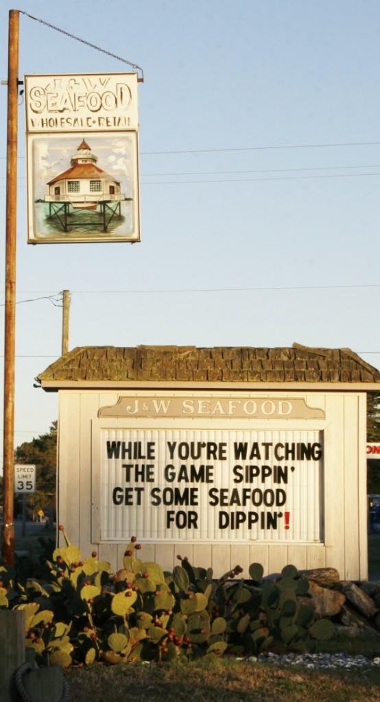 jw seafood