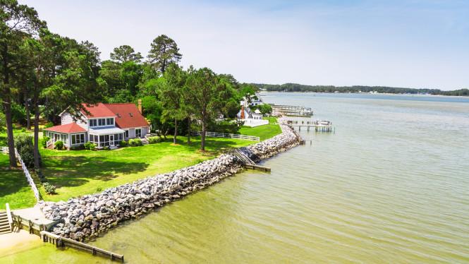 Gwynn's Island Home For Sale