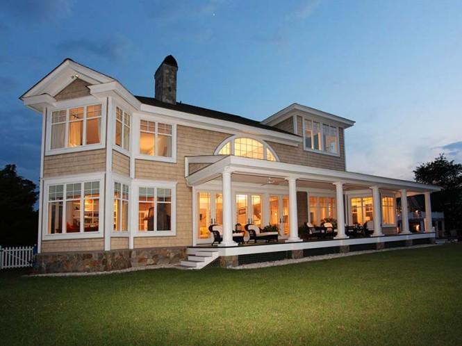 Deltaville waterfront home