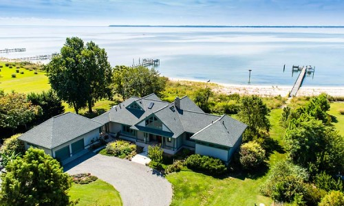 Northern Neck beach house