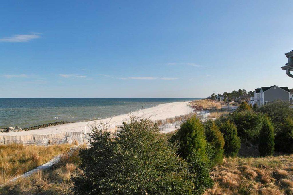 Bavon Beach view