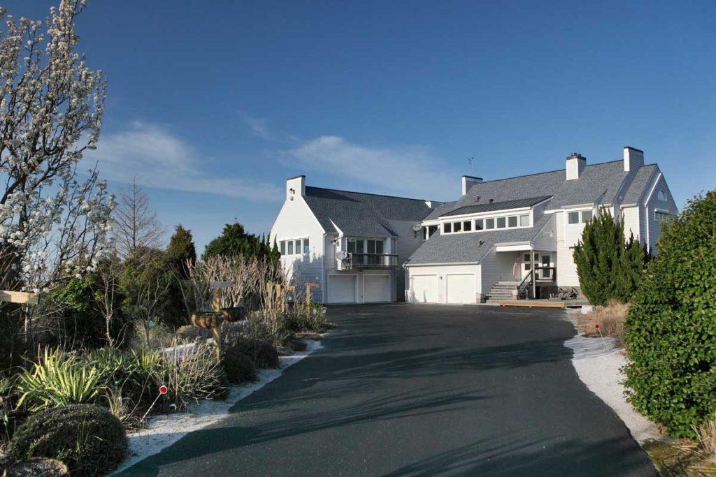 Chesapeake Bay waterfront home