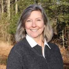 Writer Carolyn August