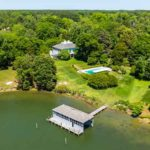 Historic Waterfront Home in Irvington