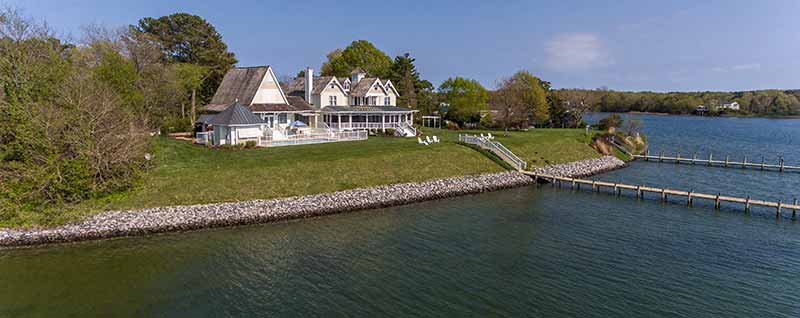 Irvington Waterfront Home