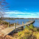 Piankatank River dock