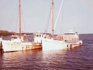 Ward family workboats