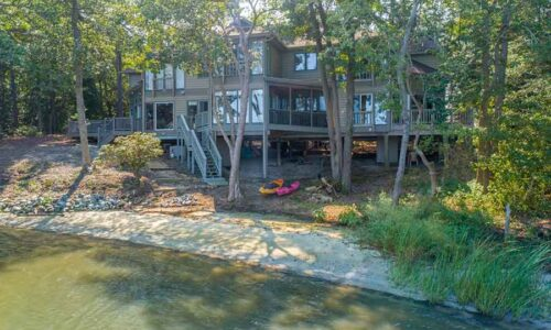 Waterfront Condominium in Deltaville, Virginia