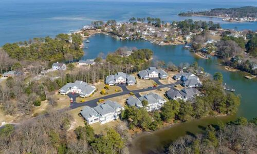 Deltaville Condominium at Chesapeake Watch